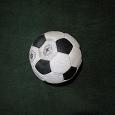 Отдается в дар Футбольный мяч.