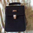 Отдается в дар Мужская черная сумка-планшет
