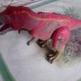 Отдается в дар Игрушка динозавр