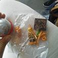 Отдается в дар Лего самурай