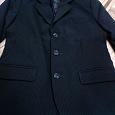 Отдается в дар новый школьный пиджак 34 р-р