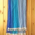 Отдается в дар шарфик новый с ручной обвязкой