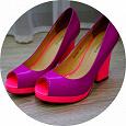 Отдается в дар Женская летняя обувь, 39 размер (3 пары)