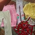 Отдается в дар Детские вещи для девочки 80-86