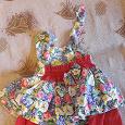 Отдается в дар Платье для девочки 2-2,5 года