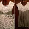 Отдается в дар Платье-туника M-L