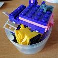Отдается в дар Конструктор Лего плюс мозайка