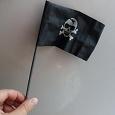 Отдается в дар Пиратский флаг