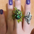 Отдается в дар Бижутерия — кольца