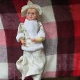 Отдается в дар Кукла на реставрацию.