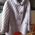 Отдается в дар демисезонная женская куртка 56-58 размер