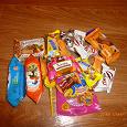 Отдается в дар Пакетик сладостей