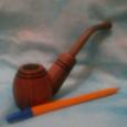 Отдается в дар Трубка курительная