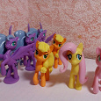 Отдается в дар My Little Pony — фигурки
