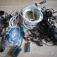 Отдается в дар Провода, кабели, наушники и т.д.