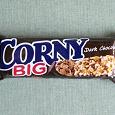 Отдается в дар Сладкий батончик «Corny Big» с темным шоколадом.