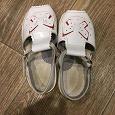 Отдается в дар сандали фабричные