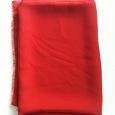 Отдается в дар Ткань шифон кирпичного цвета на платье