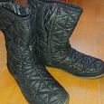 Отдается в дар Женские зимние спортивные ботинки Columbia
