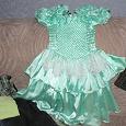 Отдается в дар платье празднечное,122-128
