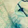 Отдается в дар Мятное платье из Израиля