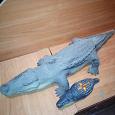 Отдается в дар Крокодил игрушка радиоуправляемый