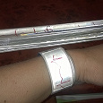 Отдается в дар световозвращающие браслеты