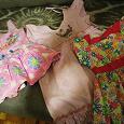 Отдается в дар Летние платья на девочку 110-116