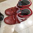 Отдается в дар Сапожки-ботиночки демисезонные 36р