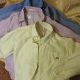 Отдается в дар 4 рубашки для мальчика р.122-128