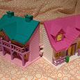 Отдается в дар Кукольный домик и мебель