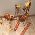 Отдается в дар Игрушки жирафы