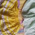 Отдается в дар 2 классные юбки на рост 86-92