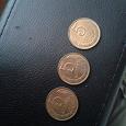 Отдается в дар Монеты 5копеек 1991г