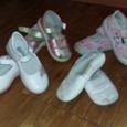 Отдается в дар Детская обувь для девочки 24-26 р-р