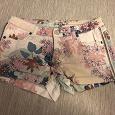 Отдается в дар Летняя одежда — шорты цветные с последнего фото