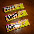 Отдается в дар Жевательная резинка Dirol