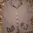 Отдается в дар Женская рубашка / блузка 46 р