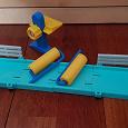 Отдается в дар Запчасти к Игровому набору Robocar Poli Автомойка