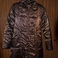 Отдается в дар Пальто — куртка 42-44 р