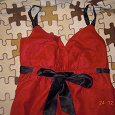 Отдается в дар Красное платье р.42-44