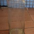 Отдается в дар ваза из стекла