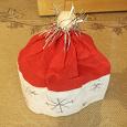 Отдается в дар новогодняя шапочка