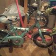 Отдается в дар Велосипед 4-х колесный