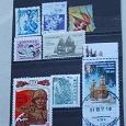Отдается в дар Пять наборов марок для начинающих.