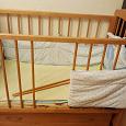 Отдается в дар Детская кроватка Можга