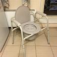 Отдается в дар Туалет для инвалидов