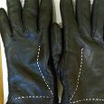 Отдается в дар перчатки зима кожа S