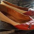Отдается в дар Летние туфли (39 размер) и босоножки(40 размер)