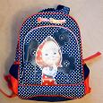 Отдается в дар Новый школьный рюкзак для девочки Маша и медведь